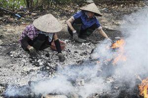 Nhức nhối vấn nạn đốt rác hơn 15 năm ở Bắc Ninh