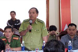 Cách chức Hạt trưởng Hạt kiểm lâm vì để mất rừng lim quý hiếm