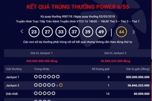 Jackpot 2 lại 'nổ', tỷ phú mới ôm 37 tỷ đồng