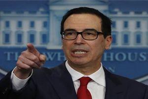 Bộ trưởng Tài chính Hoa Kỳ nói đàm phán với Trung Quốc đang diễn ra tốt đẹp