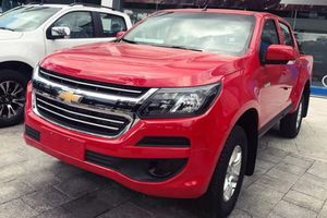 Xe bán tải Chevrolet Colorado giảm tiếp 50 triệu đồng