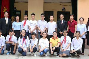 Công bố danh sách Đoàn thiếu niên Việt Nam thăm hữu nghị Nhật Bản năm 2018