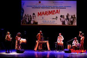 Vượt nửa vòng trái đất, âm nhạc truyền thống Colombia ngân vang tại Nhà hát Lớn Hà Nội