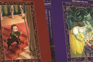 'Truyện cổ Andersen' bản mới của Trần Minh Tâm lên kệ