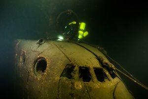 Phát hiện xác tàu ngầm Liên Xô bị đánh chìm năm 1942