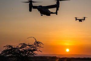 Mỹ tố Trung Quốc chiếu laser khiến 2 phi công chiến đấu bị thương