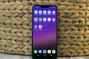 Trên tay LG G7 ThinQ: Thiết kế mạnh mẽ, phần mềm tiện ích