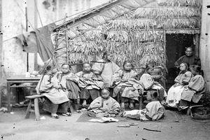 Bộ ảnh mới công bố về vùng Viễn Đông 150 năm trước