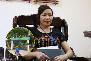 Cô giáo bạo hành học sinh lớp 1 'là người nhiệt tình, chuyên môn vững vàng'