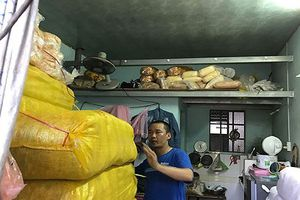 Đà Nẵng: Phát hiện hơn 3,5 tấn khô gà không có hóa đơn xuất xứ
