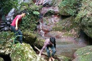 Phát hiện hang động kỳ lạ ở Quảng Ninh có nhiều mảnh hóa thạch