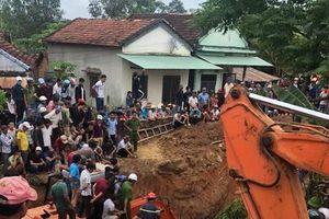 Bình Định: Bị vùi lấp trong lúc đào giếng thuê, 1 cụ ông tử vong