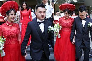 Diệp Lâm Anh lộ bụng to khác thường trước ngày cưới, nghi ngờ đã mang bầu khoảng 5 tháng