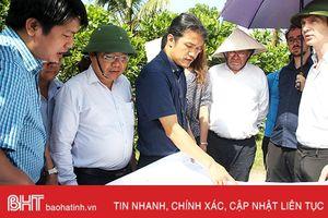 Đánh giá ảnh hưởng của Dự án cải thiện cơ sở hạ tầng đô thị Thạch Hà