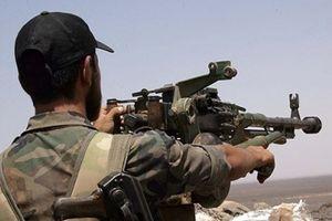 IS bị quân đội Syria đánh tơi tả ở Nam Damascus