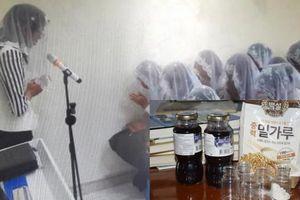 Nước màu đỏ của Hội Thánh Đức Chúa Trời nếu chứa ma túy tổng hợp thì có khả năng điều khiển người sử dụng