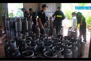 Vẫn nhức nhối nạn 'bom gas'