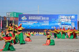Hải quân Việt Nam tham gia diễn tập Hải quân đa phương KOMODO 2018