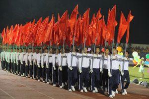 Khai mạc đại hội thể dục thể thao tỉnh Quảng Nam lần thứ VIII