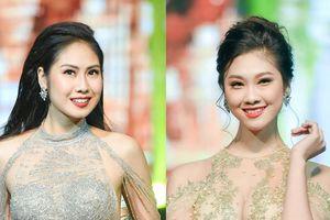 Nhan sắc của hoa khôi, á khôi Học viện Âm nhạc Quốc gia Việt Nam