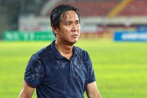 HLV Minh Phương thất vọng vì Đà Nẵng để thua phút 90+4