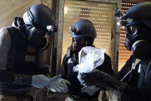 Chuyên viên OPCW đã hoàn thành sứ mệnh tại Douma, Syria