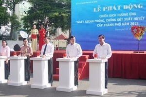TP.HCM phát động chiến dịch hưởng ứng 'Ngày ASEAN phòng, chống sốt xuất huyết'