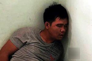 Nghi can sát hại chủ tiệm cầm đồ tại Bình Thuận trốn trong nhà hoang