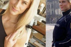 Nữ cảnh sát gợi cảm khiến dân mạng ngạt thở