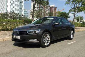 Bảng giá xe ôtô Volkswagen Việt Nam cập nhật tháng 5/2018
