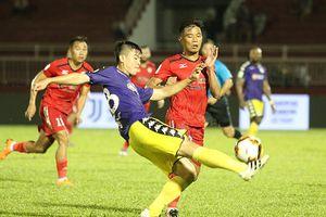 Hà Nội FC lội ngược dòng trước TP Hồ Chí Minh
