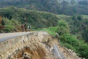 Động đất tại Papua New Guinea: Liên tiếp dư chấn, 67 người thiệt mạng