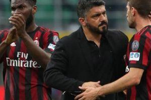 Milan đại thắng, Gattuso vẫn không thể nở nụ cười