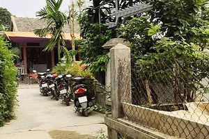 Bé trai 3 tuổi ngã tử vong vì vặn tay ga xe máy