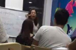 Cô giáo chửi học viên là 'lợn' đã biện minh gì về 'nội quy' tiền phạt?