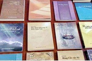 Nhóm truyền đạo Hội Thánh Đức Chúa Trời ở Ninh Thuận bị xử lý