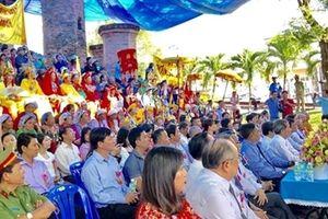 Hơn 100 đoàn hành hương tham dự Lễ hội Tháp Bà Ponagar ở Nha Trang