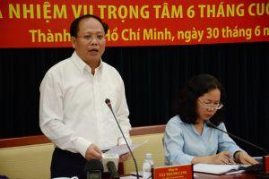 Sau loạt bài Báo NTD, Phó Bí thư Thường trực Thành ủy Tất Thành Cang phải kiểm điểm trách nhiệm vì sai phạm