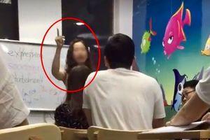 Sở GD&ĐT Hà Nội: Sẽ xử lý cô giáo trung tâm Anh văn gọi học viên là 'con lợn'