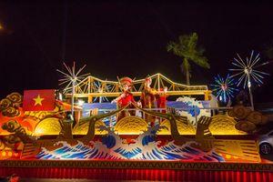 Những người đẹp Carnaval làm người Đà Nẵng thêm cuồng nhiệt