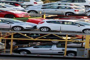 2 tháng đầu năm kim ngạch nhập khẩu ô tô nguyên chiếc thấp kỷ lục