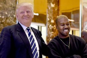 Kanye West được tổng thống Trump mời đến Nhà Trắng
