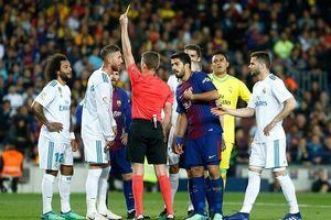 Trọng tài 'mờ mắt', Real rượt đuổi siêu kịch tính với Barca