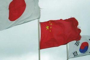 Nhật Bản-Trung Quốc- Hàn Quốc bộ ba tái tụ
