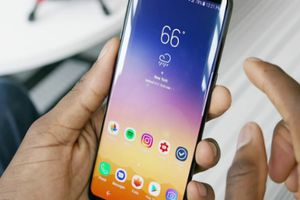 Samsung Galaxy S8 Lite lộ diện, cấu hình đáng nể