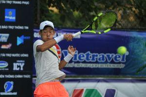 Đánh bại Hoàng Nam, tay vợt 16 tuổi của Đài Loan đăng quang