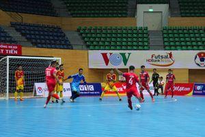 Vòng loại Futsal VĐQG HDBank 2018: Cao Bằng soán ngôi đầu, Vietfootball suýt gây bất ngờ
