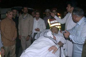 Bộ trưởng Nội vụ Pakistan bị ám sát hụt trước thềm tổng tuyển cử