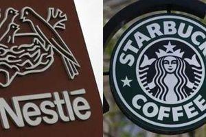 Nestle liên minh Starbucks