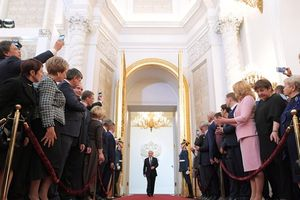 Ông Putin tuyên thệ nhậm chức tổng thống Nga lần 4